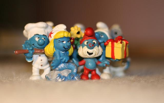 Happy Smurf Village