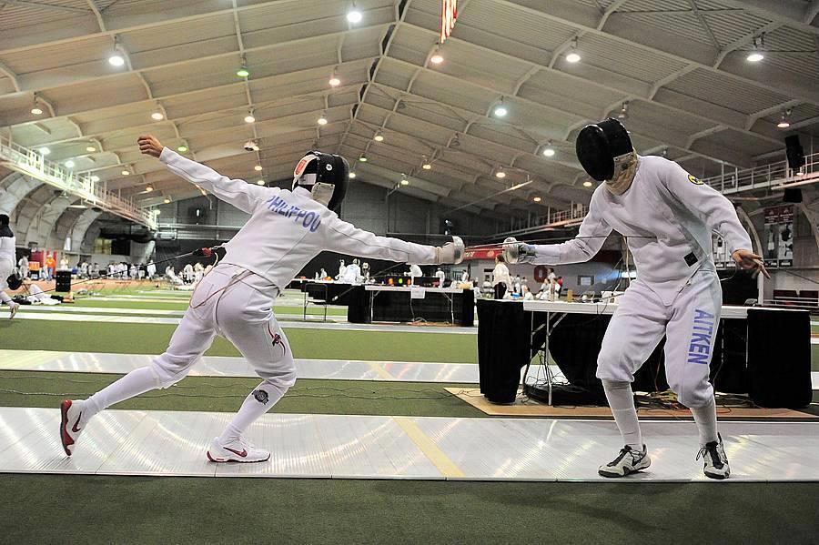 Eric Philippou Fencing