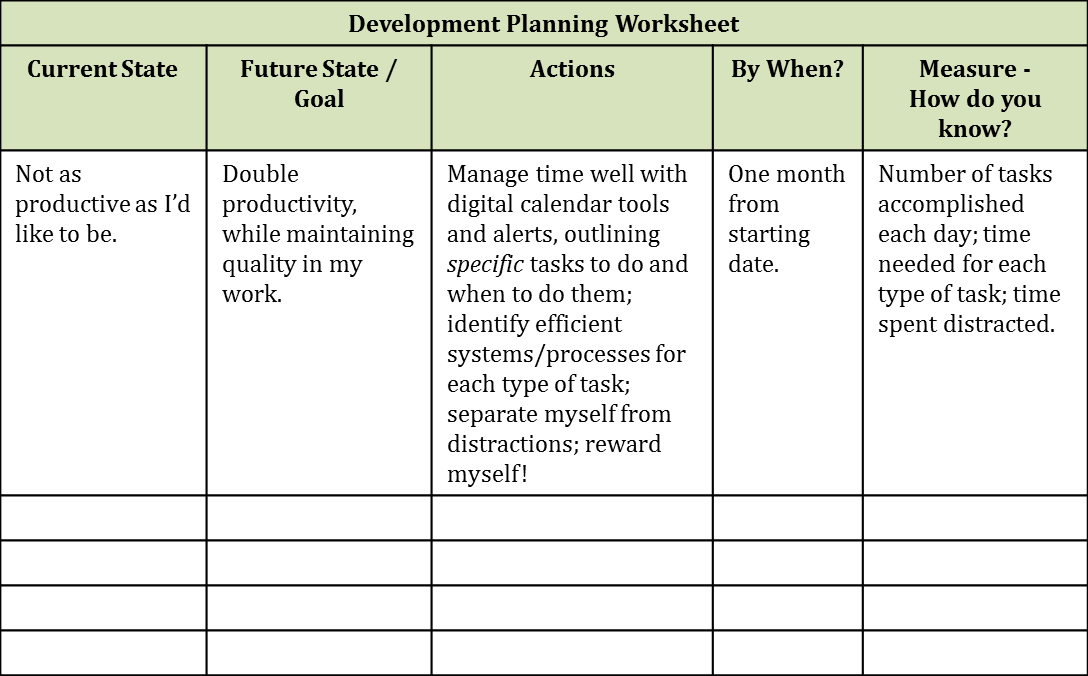 plan your career development journey part 2  u2013 eric u0026 39 s story