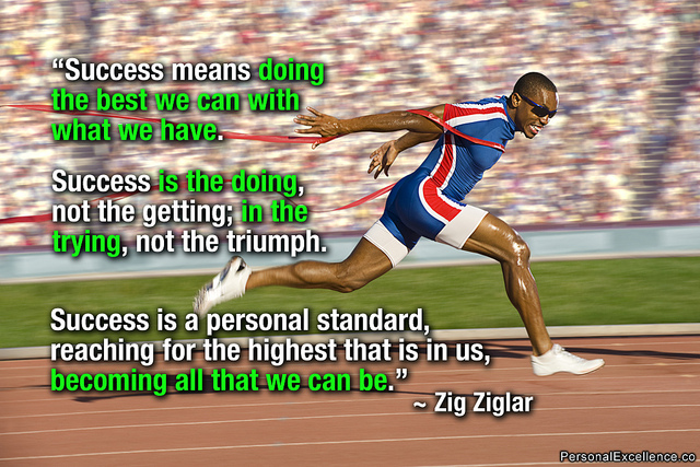 Ziglar Success