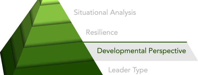 Innovative Leadership - Developmental perspective