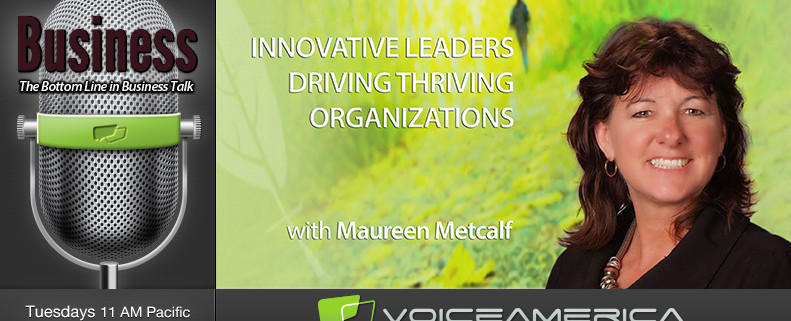 Voice Americal Innovative Leaders Driving Thriving Organizations