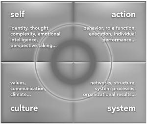 Innovative Leadership Integral Model
