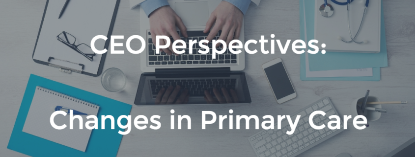 Changes in Primary Care1