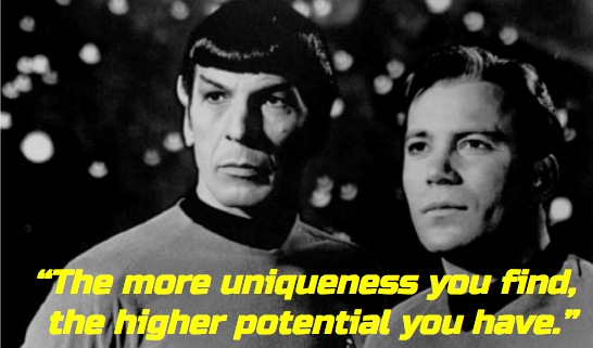 metcalf-uniqueness-nimoy-quote