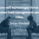 Susan Madsen Women in Leadership Positions