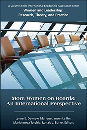 More women on boards